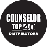 Counselor Top 40 Distributors