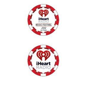 I Heart Radio Music Festival 2012 Chip