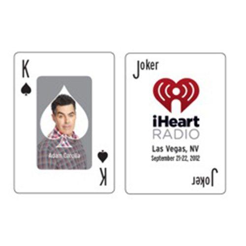 I Heart Radio Card