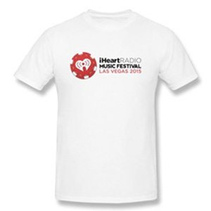 I Heart Radio Music Festival 2015 Shirt