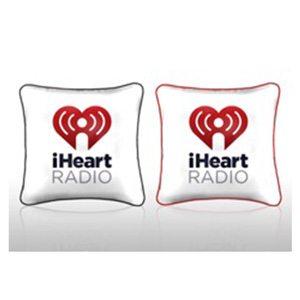 I Heart Radio Pillow
