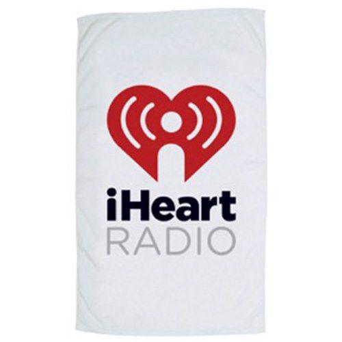 I Heart Radio Towel