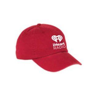 I Heart Radio Red Hat