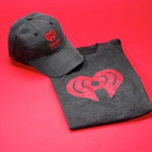 I Heart Radio Hat and Shirt